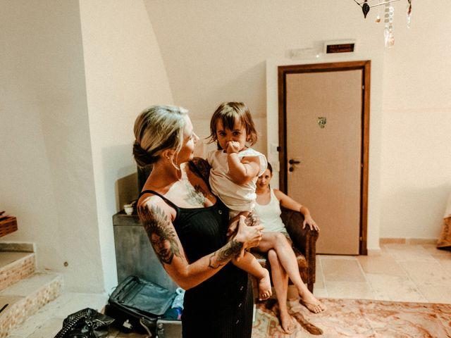 Il matrimonio di Michele e Claire a Lecce, Lecce 11