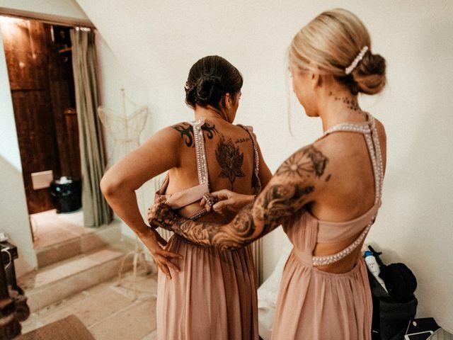 Il matrimonio di Michele e Claire a Lecce, Lecce 20