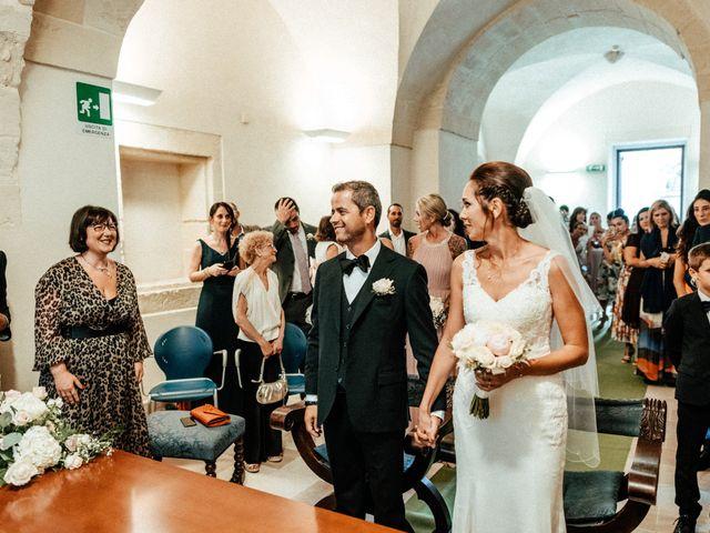 Il matrimonio di Michele e Claire a Lecce, Lecce 29