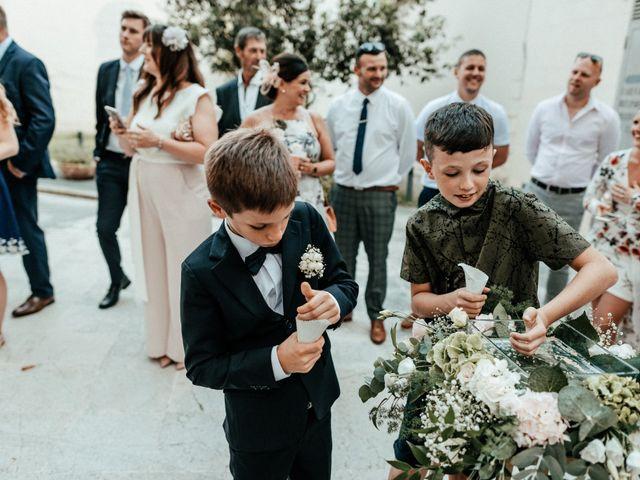 Il matrimonio di Michele e Claire a Lecce, Lecce 34