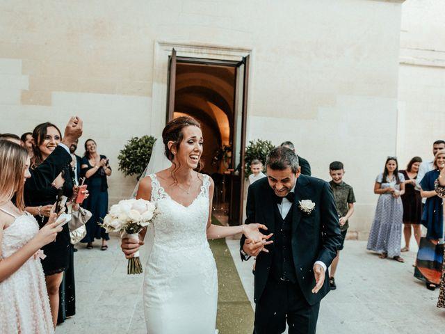 Il matrimonio di Michele e Claire a Lecce, Lecce 36