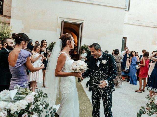 Il matrimonio di Michele e Claire a Lecce, Lecce 37