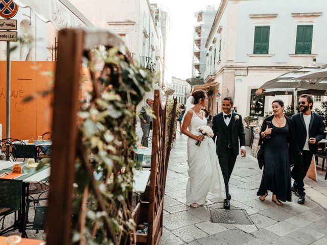 Il matrimonio di Michele e Claire a Lecce, Lecce 40
