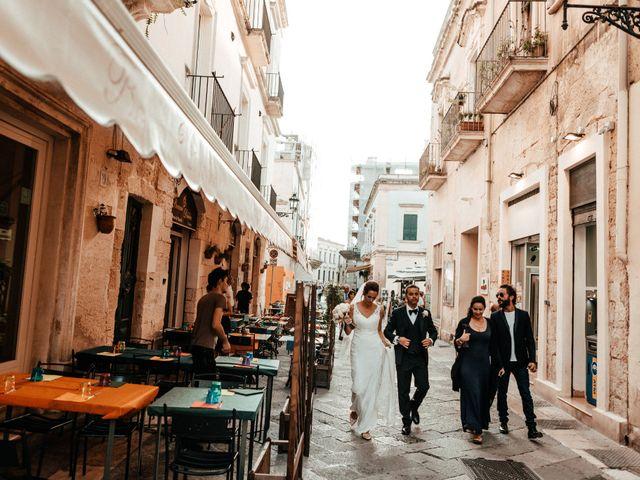 Il matrimonio di Michele e Claire a Lecce, Lecce 41