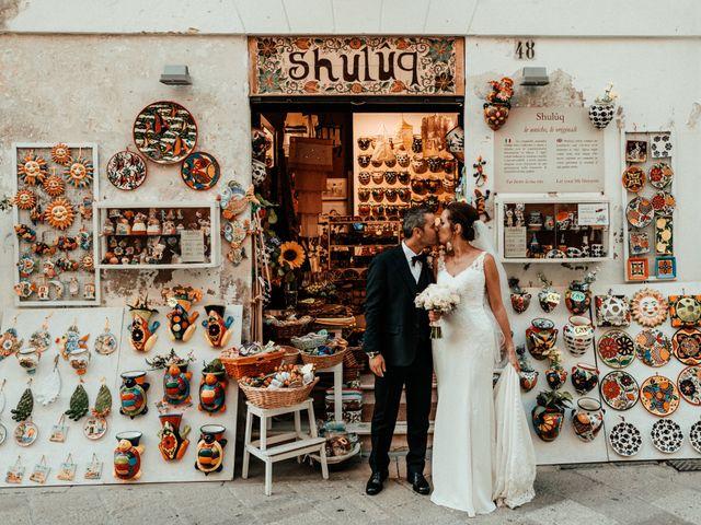 Il matrimonio di Michele e Claire a Lecce, Lecce 42
