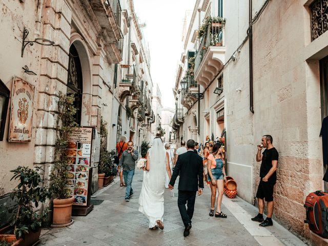 Il matrimonio di Michele e Claire a Lecce, Lecce 44