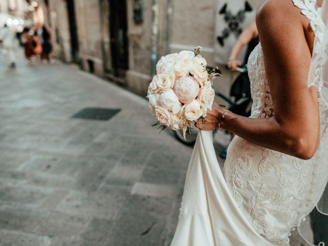 Il matrimonio di Michele e Claire a Lecce, Lecce 45