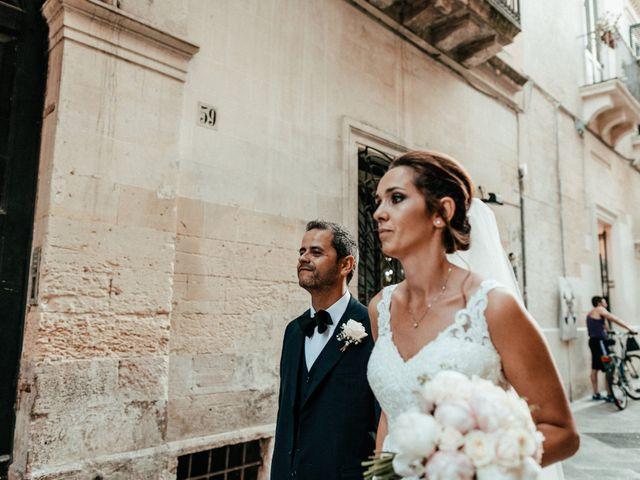 Il matrimonio di Michele e Claire a Lecce, Lecce 46