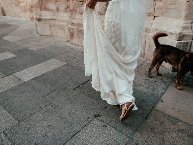 Il matrimonio di Michele e Claire a Lecce, Lecce 48