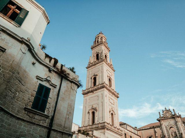Il matrimonio di Michele e Claire a Lecce, Lecce 49