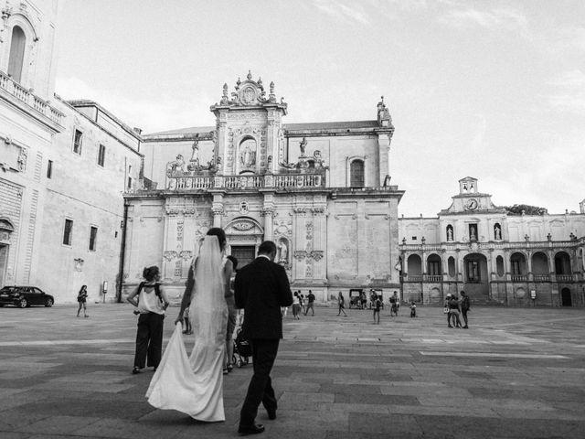 Il matrimonio di Michele e Claire a Lecce, Lecce 50