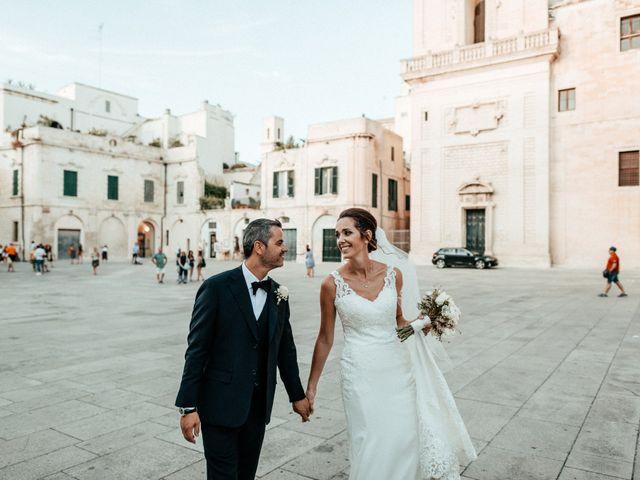 Il matrimonio di Michele e Claire a Lecce, Lecce 52