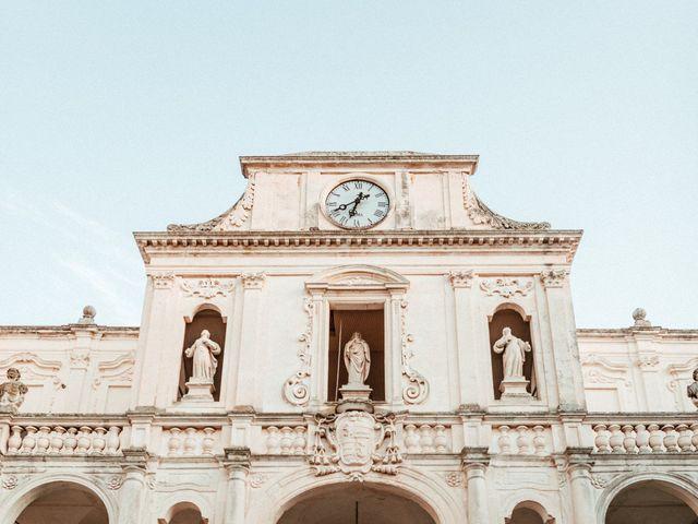 Il matrimonio di Michele e Claire a Lecce, Lecce 53