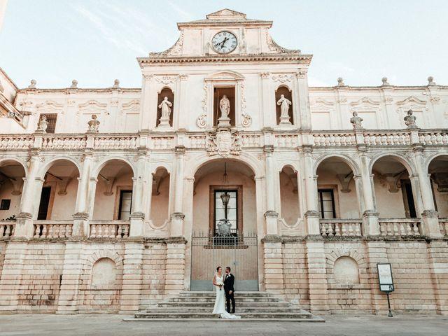Il matrimonio di Michele e Claire a Lecce, Lecce 54