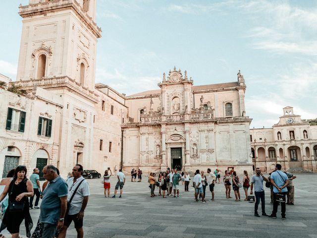 Il matrimonio di Michele e Claire a Lecce, Lecce 55