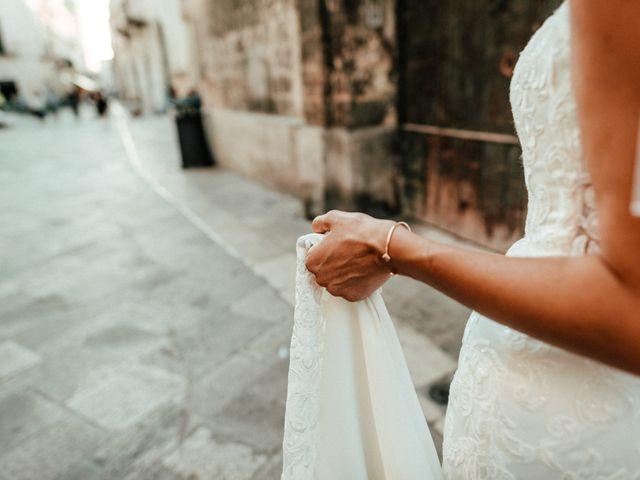 Il matrimonio di Michele e Claire a Lecce, Lecce 59