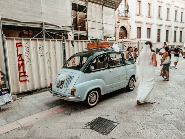 Il matrimonio di Michele e Claire a Lecce, Lecce 60