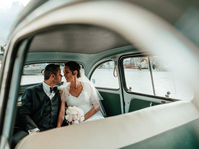 Il matrimonio di Michele e Claire a Lecce, Lecce 62