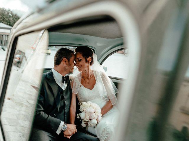 Il matrimonio di Michele e Claire a Lecce, Lecce 63