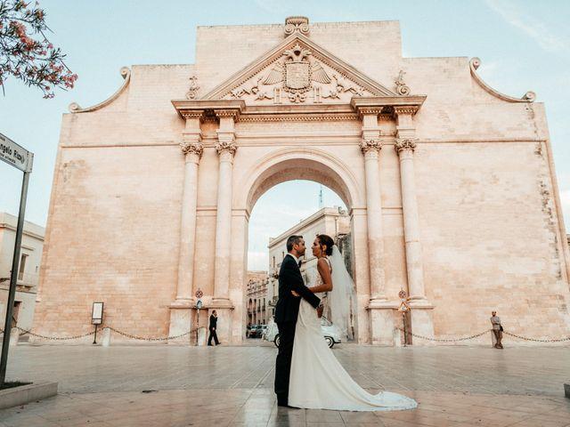 Il matrimonio di Michele e Claire a Lecce, Lecce 64