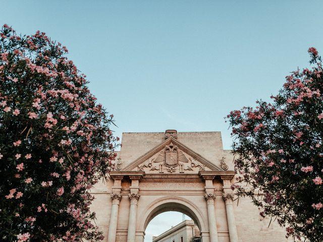 Il matrimonio di Michele e Claire a Lecce, Lecce 65