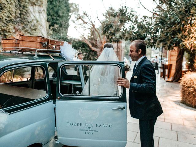 Il matrimonio di Michele e Claire a Lecce, Lecce 66