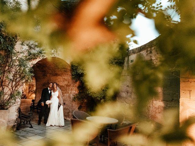 Il matrimonio di Michele e Claire a Lecce, Lecce 68