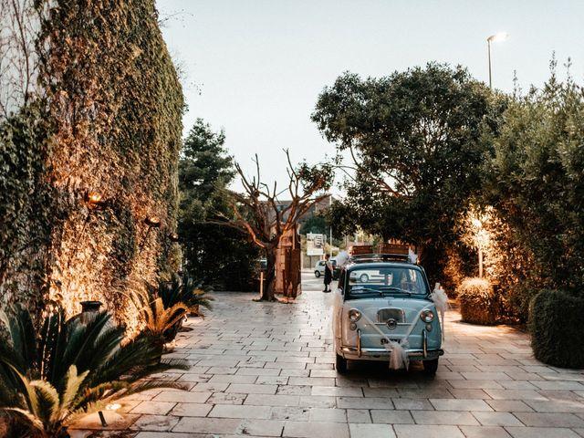 Il matrimonio di Michele e Claire a Lecce, Lecce 70