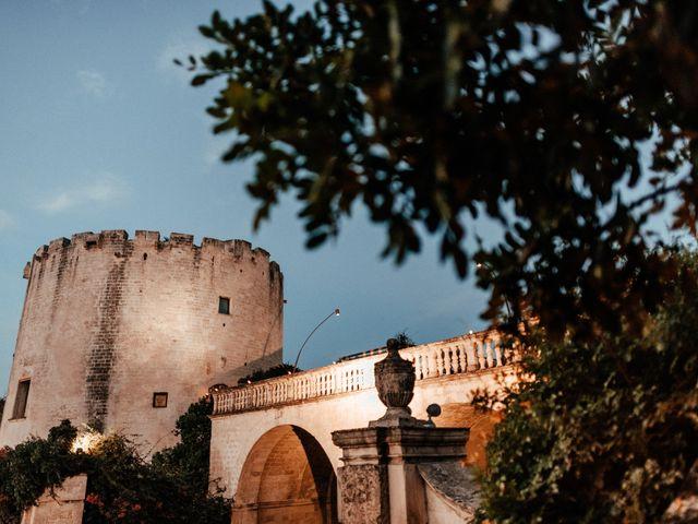 Il matrimonio di Michele e Claire a Lecce, Lecce 71