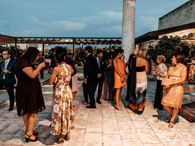 Il matrimonio di Michele e Claire a Lecce, Lecce 72