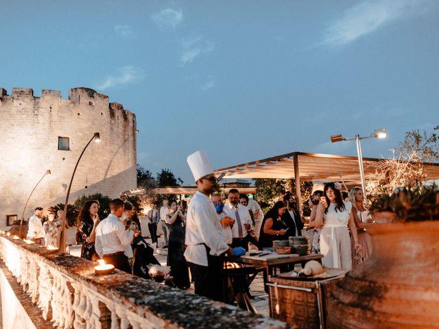 Il matrimonio di Michele e Claire a Lecce, Lecce 75