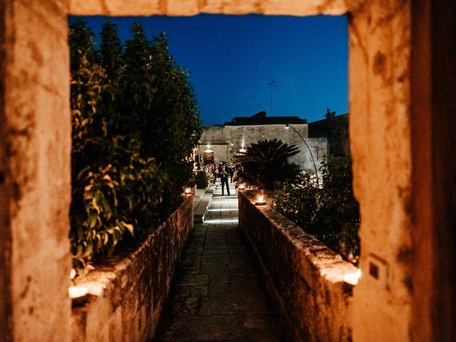 Il matrimonio di Michele e Claire a Lecce, Lecce 78
