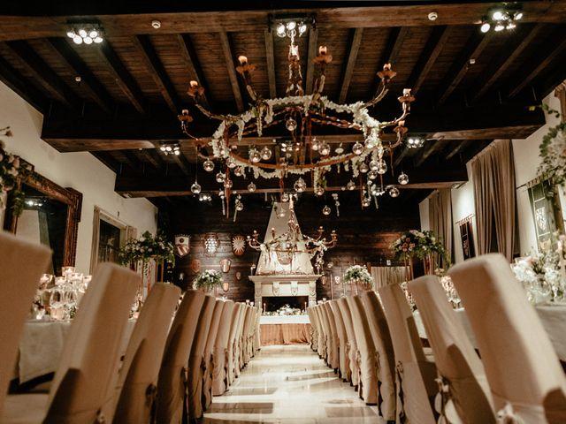 Il matrimonio di Michele e Claire a Lecce, Lecce 84