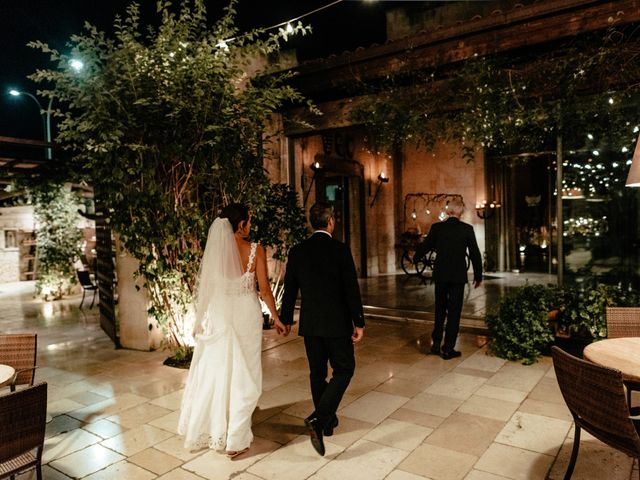 Il matrimonio di Michele e Claire a Lecce, Lecce 91