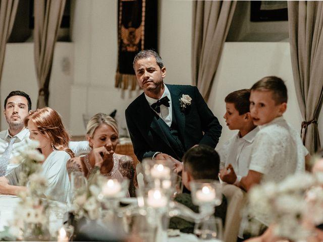 Il matrimonio di Michele e Claire a Lecce, Lecce 93