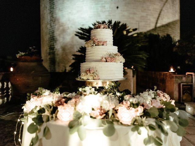 Il matrimonio di Michele e Claire a Lecce, Lecce 99