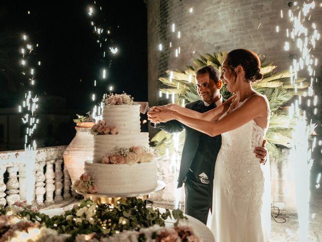 Il matrimonio di Michele e Claire a Lecce, Lecce 103