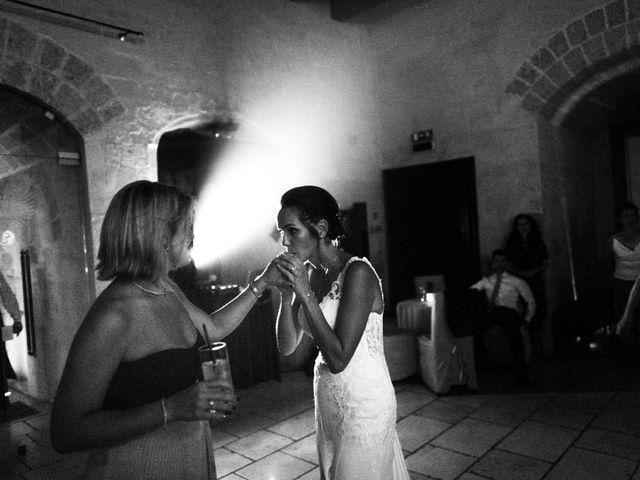 Il matrimonio di Michele e Claire a Lecce, Lecce 104