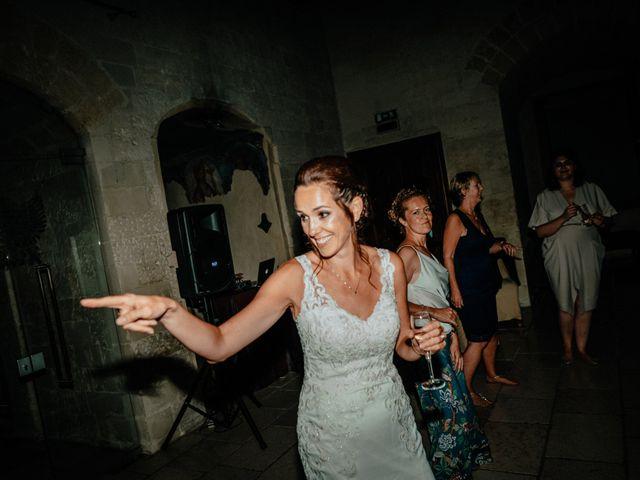 Il matrimonio di Michele e Claire a Lecce, Lecce 107