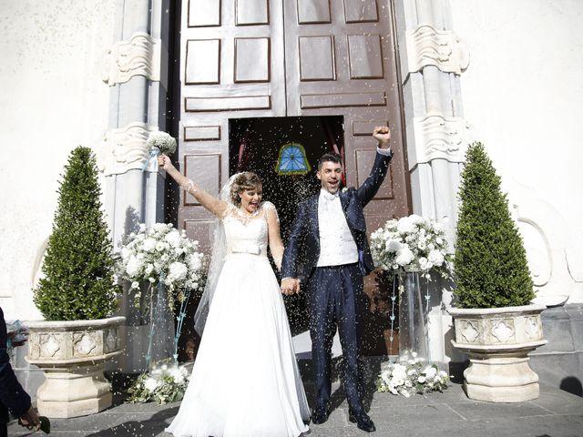 Il matrimonio di Vincenzo  e Carla  a Napoli, Napoli 1