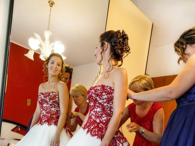 Il matrimonio di Andrea e Lisa a Roveredo in Piano, Pordenone 3
