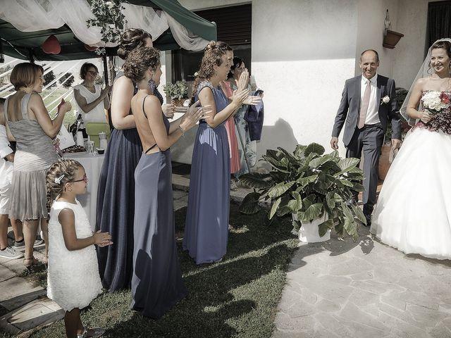 Il matrimonio di Andrea e Lisa a Roveredo in Piano, Pordenone 1