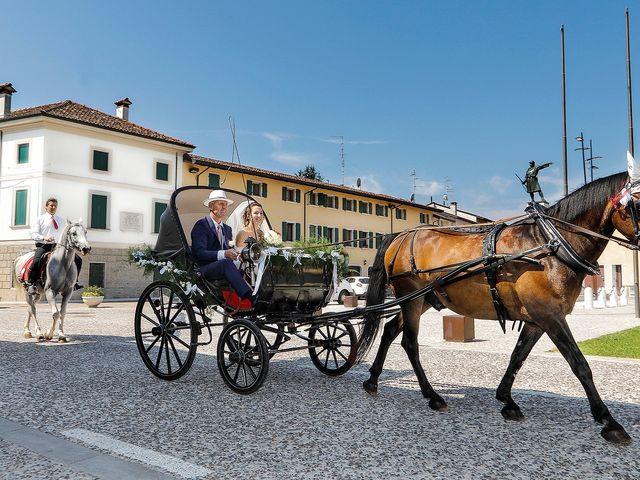 Il matrimonio di Andrea e Lisa a Roveredo in Piano, Pordenone 2