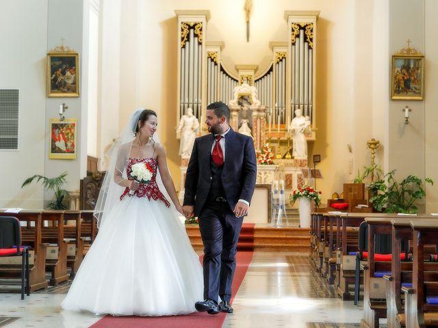 Il matrimonio di Andrea e Lisa a Roveredo in Piano, Pordenone 7