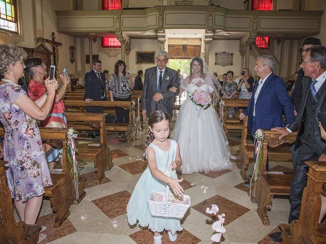 Il matrimonio di Fabio e Veronica a Silea, Treviso 13