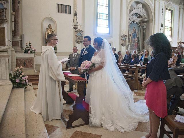 Il matrimonio di Fabio e Veronica a Silea, Treviso 15
