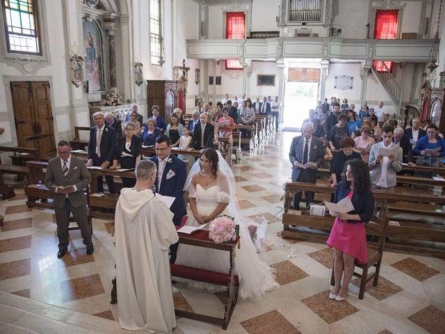 Il matrimonio di Fabio e Veronica a Silea, Treviso 17