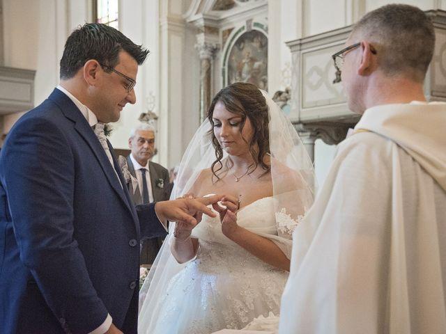 Il matrimonio di Fabio e Veronica a Silea, Treviso 19