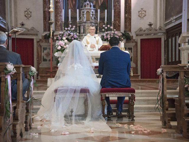 Il matrimonio di Fabio e Veronica a Silea, Treviso 22