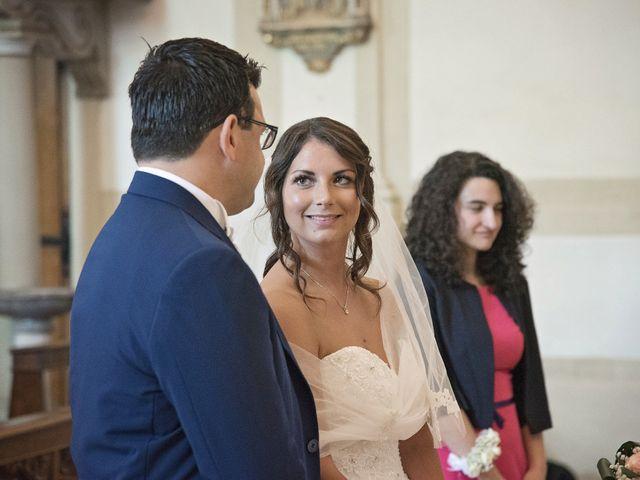 Il matrimonio di Fabio e Veronica a Silea, Treviso 25
